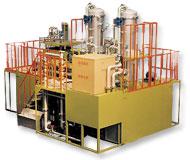 RRF-80ASW+MCC-40FAS (ライン集中設備一式、 タンク10000リットル)